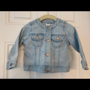 ✔️SOLD✔️Old Navy NWOT denim jacket